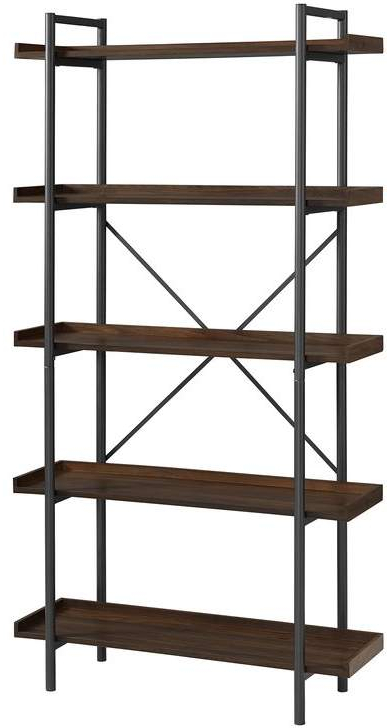 Latest Swindell Etagere Bookcases For Williston Forge Swindell Etagere Bookcase In (View 11 of 20)