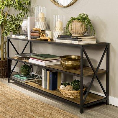 Latest Trent Austin Design Augustus Media Etagere Bookcase Color Within Augustus Etagere Bookcases (View 20 of 20)