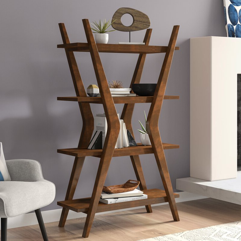 Latest Woodcrest Etagere Bookcases In Woodcrest Etagere Bookcase (View 5 of 20)