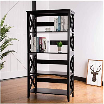 Latest Xanthe Standard Bookcases With Regard To Amazon: Southern Enterprises Spine Book Tower – Metal (View 16 of 20)