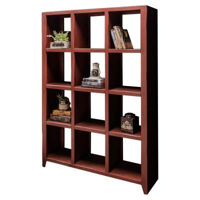 Legends Furniture Calistoga Cube Bookcase – Ca6404.rwt Intended For Widely Used Henn Etagere Bookcases (Gallery 11 of 20)