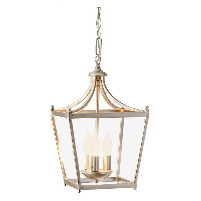Lighting In 2019 In Gabriella 3 Light Lantern Chandeliers (Gallery 5 of 30)