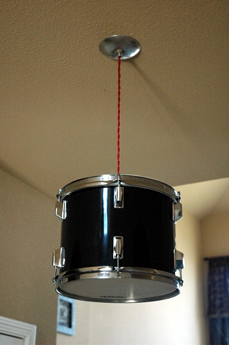 Lindsey 4 Light Drum Chandeliers Within Most Popular How To Create A Real Drum Shade Pendant Light – Makely (View 28 of 30)