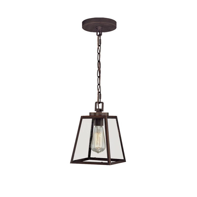 Louanne 1 Light Lantern Geometric Pendant With Regard To Famous Louanne 3 Light Lantern Geometric Pendants (View 2 of 30)