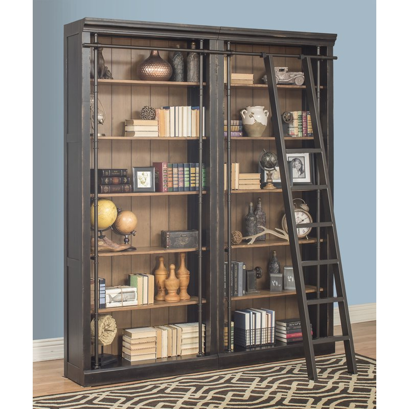 Marilee Library Bookcase With 2019 Marilee Library Bookcases (Gallery 2 of 20)