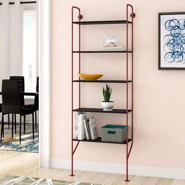 Marilee Library Bookcases With Fashionable Hitch Etagere Bookcase (Gallery 20 of 20)