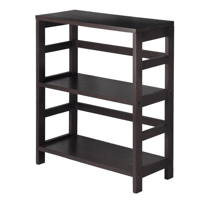 Maryln Standard Bookcase In Most Recently Released Maryln Standard Bookcases (Gallery 1 of 20)
