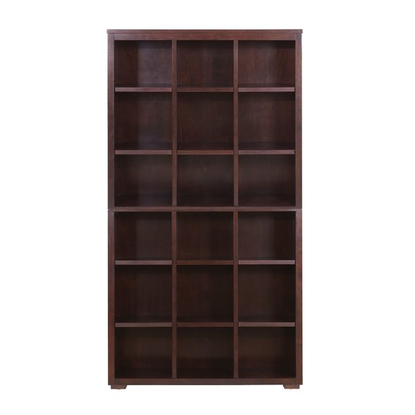 Maryln Standard Bookcases Inside Widely Used Ashford Standard Bookcase (Set Of 2)Harbor House Design (Gallery 6 of 20)