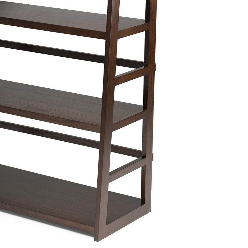 Mayna Ladder Bookcases Intended For Latest Mayna Ladder Bookcase (View 11 of 20)