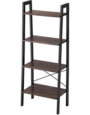Mayna Ladder Bookcases Regarding 2019 Ladder Bookcases (View 12 of 20)