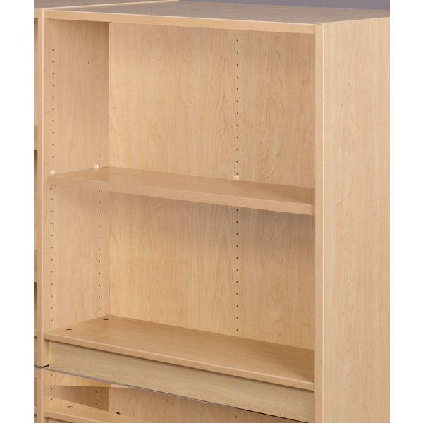 Mccafferty Starter Single Face Standard Bookcasedarby With Fashionable Martinsville Standard Bookcases (Gallery 13 of 20)
