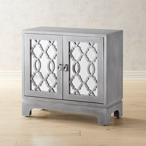 Mcdonnell Sideboards In Most Popular Daniel Gray Mirrored Cabinet (View 6 of 20)