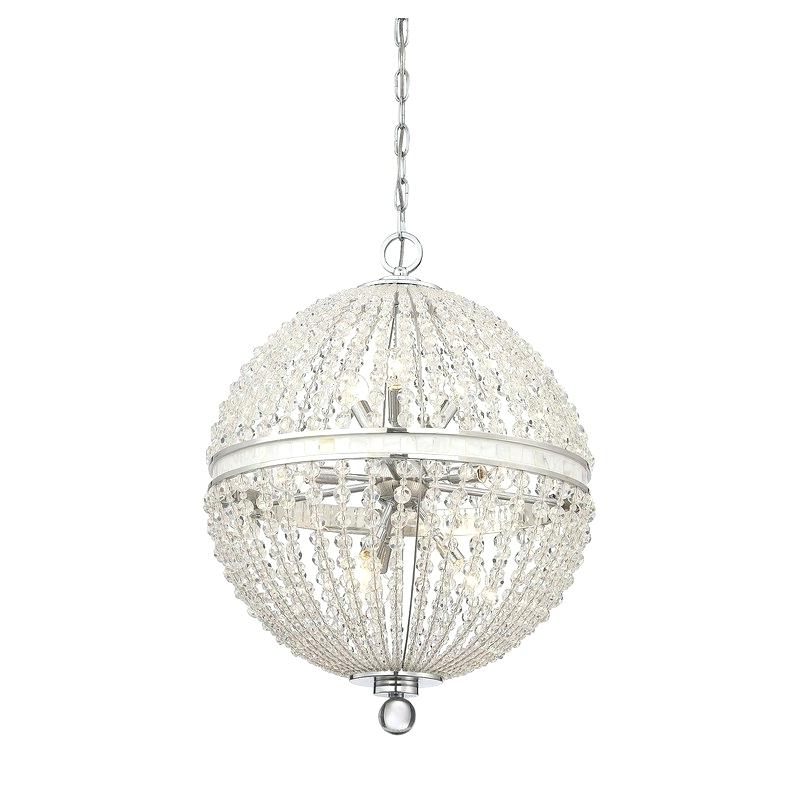 Mcknight 9 Light Chandeliers Pertaining To Best And Newest 5 Light Chandelier 9 Crystal Loke – Codefix (View 29 of 30)