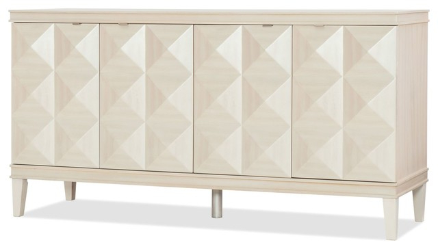 Melange Brockton Sideboards Intended For Well Known Hooker Furniture Melange Jinxie Credenza (View 11 of 20)