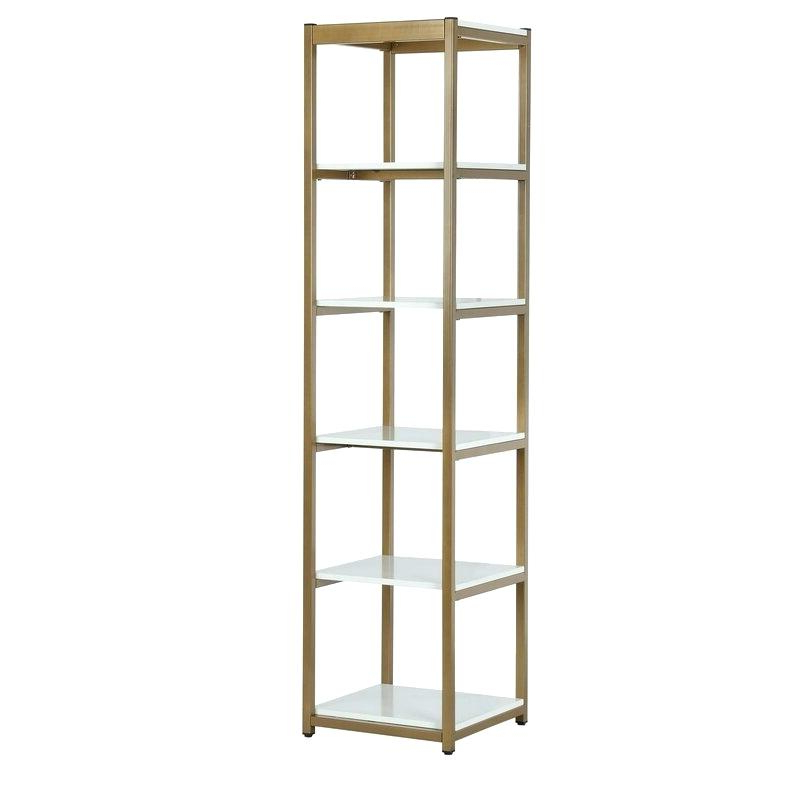 Metal Etagere Shelves – Managingup.co Intended For Best And Newest Epineux Etagere Bookcases (Gallery 17 of 20)