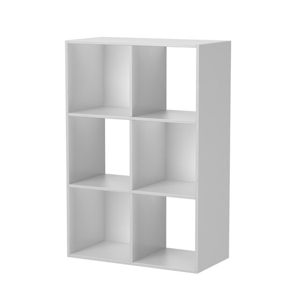 Modern & Contemporary Ansley Cube Unit Bookcase (Gallery 18 of 20)