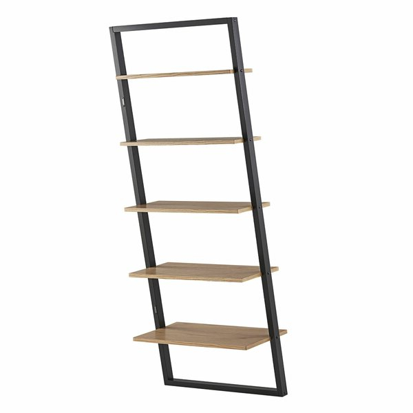 Modern & Contemporary Bostic Ladder Bookcase (View 9 of 20)
