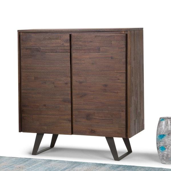 Modern & Contemporary Katie 4 Door Accent Cabinet (View 8 of 20)