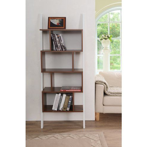 Modern Inside Famous Bostic Geometric Bookcases (View 10 of 20)