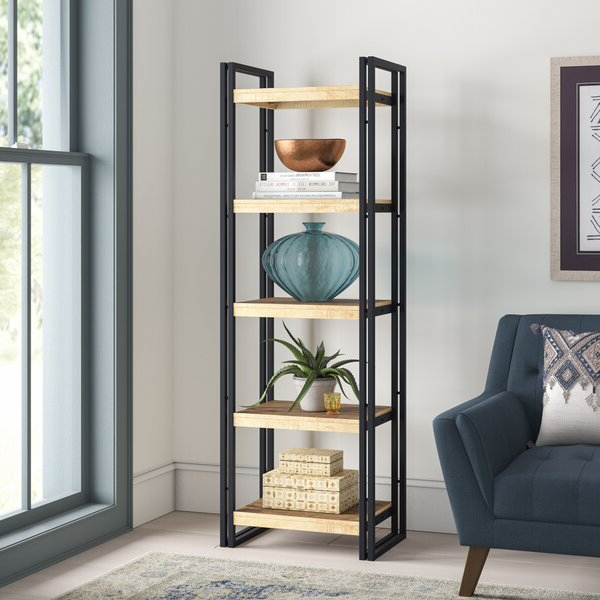 Moeller Standard Bookcases With Widely Used Shakira Etagere Bookcasemistana (View 12 of 20)