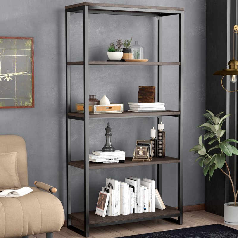 Moriann Etagere Bookcase For 2020 Moriann Etagere Bookcases (View 11 of 20)