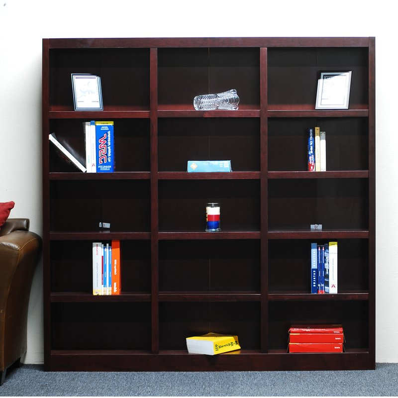 Morrell Standard Bookcases Pertaining To Fashionable Flannagan Standard Bookcase (View 8 of 20)