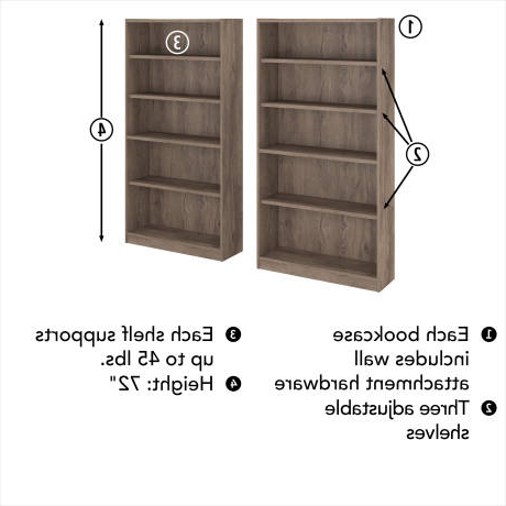 Morrell Standard Bookcases With Regard To 2019 Morrell Standard Bookcase (Gallery 13 of 20)