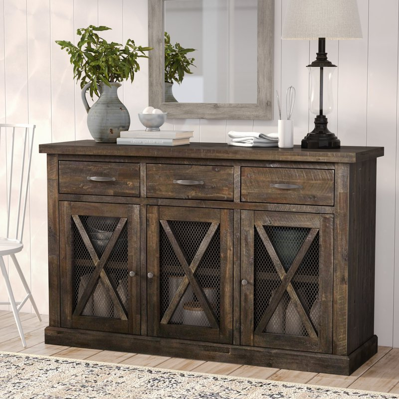 """Most Current $639.99 Jarosz Deluxe 72"""" Tv Stand Sideboard – Dealepic (View 20 of 20)"""