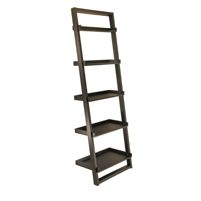 Most Current Averett Ladder Bookcases For Averett Ladder Bookcase (Gallery 2 of 20)