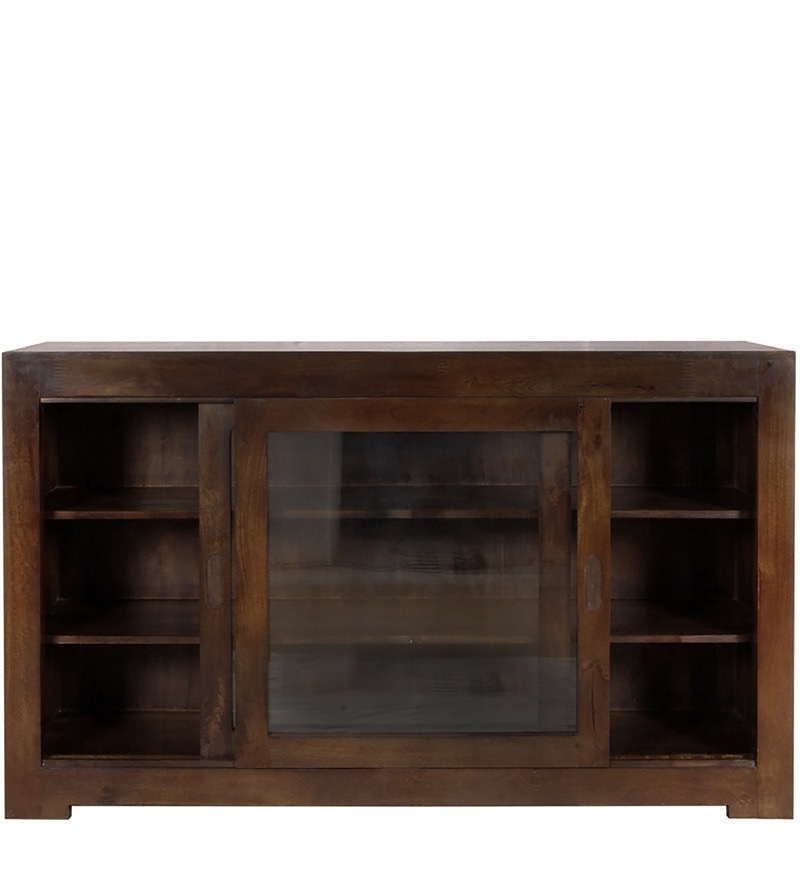 Most Current Buy Porto Alegre Sideboard In Provincial Teak Finish Inside Alegre Sideboards (View 14 of 20)