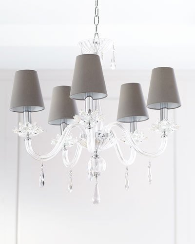 Most Current Crystal Chandelier Lighting (View 22 of 30)