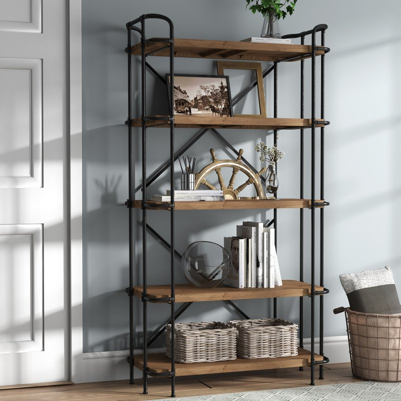 Most Current Ebba Etagere Bookcase Pertaining To Ebba Etagere Bookcases (Gallery 2 of 20)
