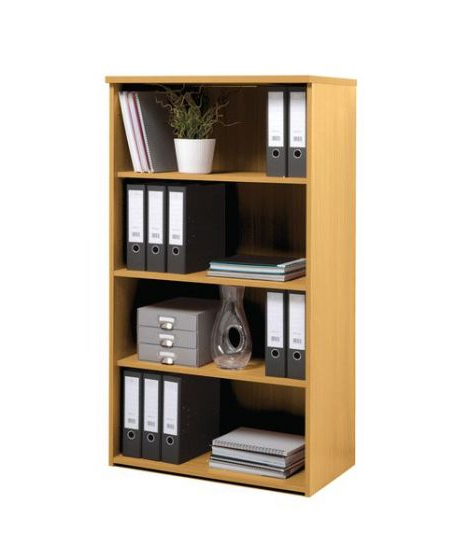 Most Current Elmdon Range – Standard Bookcases – 1 Fixed And 2 Adjustable Shelves Inside Standard Bookcases (View 7 of 20)