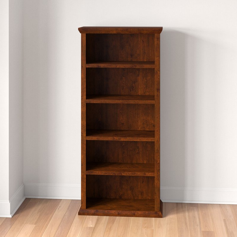 Most Current Ferrell Standard Bookcase In Standard Bookcases (Gallery 2 of 20)