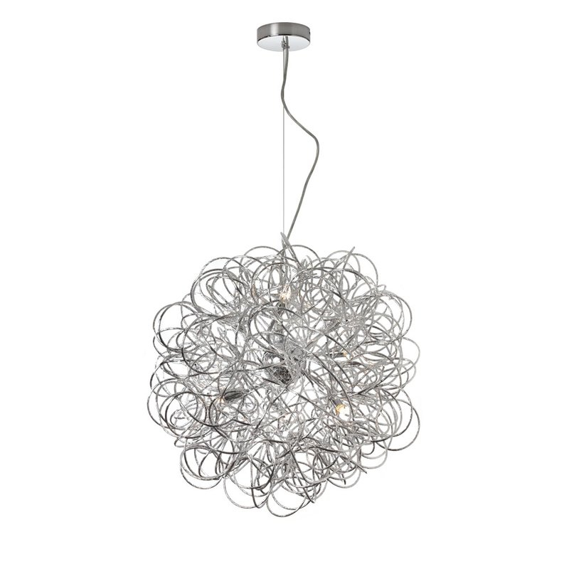 Most Current Gregoire 6 Light Globe Chandeliers With Gardner 6 Light Globe Chandelier (Gallery 19 of 30)