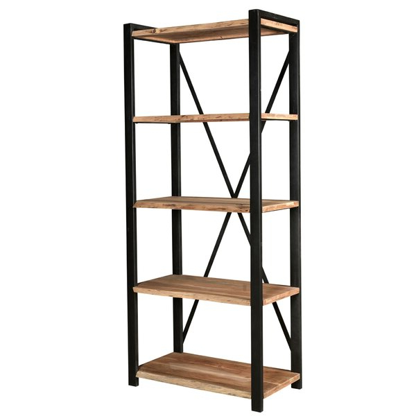 Most Current Krausgrill Standard Bookcases Pertaining To Schipper Iron Etagere Bookcasefoundry Select (View 20 of 20)
