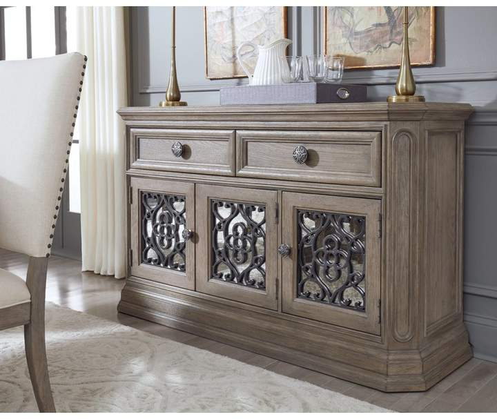 Most Current Kronburgh Sideboards In Darby Home Co Bonham Credenza (View 15 of 20)