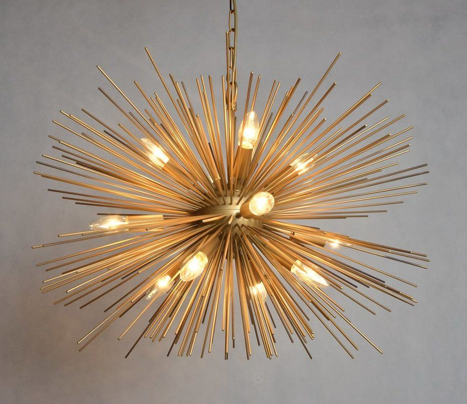 Most Current Nelly 12 Light Sputnik Chandeliers Intended For Pin On Kenzies New Room (View 10 of 30)