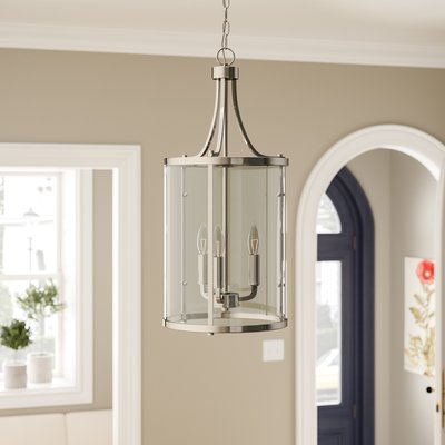 Most Current Northport 3 Light Lantern Chandelier (Gallery 18 of 30)