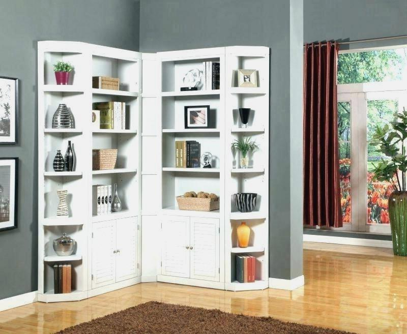 Most Current Outstanding Bookcases Corner Units – Moreinfoo.top For Vas Corner Bookcases (Gallery 19 of 20)