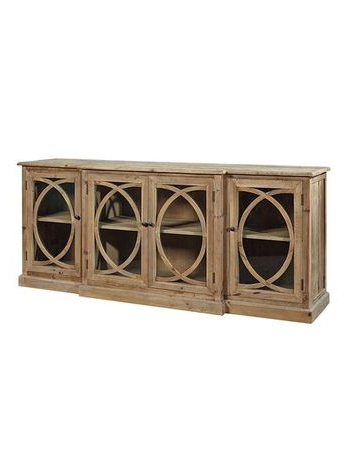 Most Current Steinhatchee Reclaimed Pine 4 Door Sideboards Regarding Classic Home Furniture – Balthazar 4 Drawer 4 Door Sideboa (View 8 of 20)