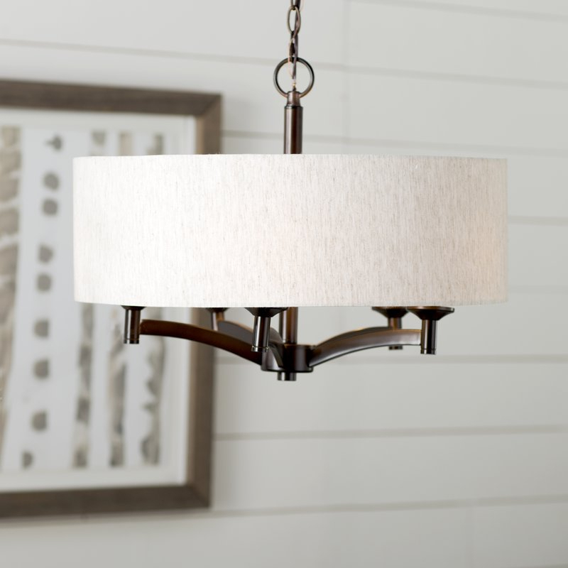Most Current The Popularity Of Drum Chandelier (Gallery 28 of 30)