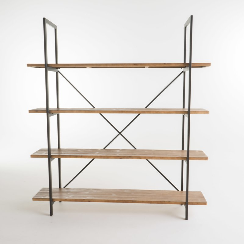 Most Current Zona Etagere Bookcases Intended For Caitlyn Etagere Bookcase (View 6 of 20)