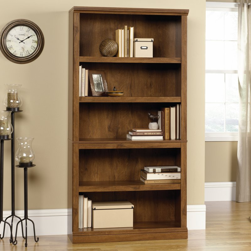 Most Popular Abigail Standard Bookcases Inside Abigail Standard Bookcase (View 13 of 20)
