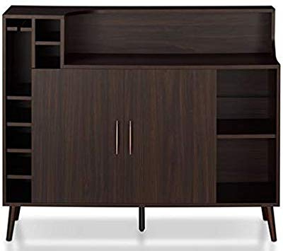 Most Popular Amazon – Homes: Inside + Out Idi 161549 Wine Rack, Dark Pertaining To Womack Sideboards (View 11 of 20)