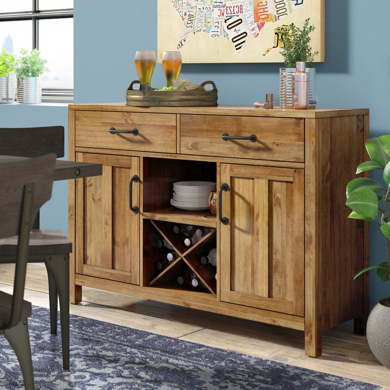 Most Popular Avenal Sideboard Intended For Avenal Sideboards (View 4 of 20)