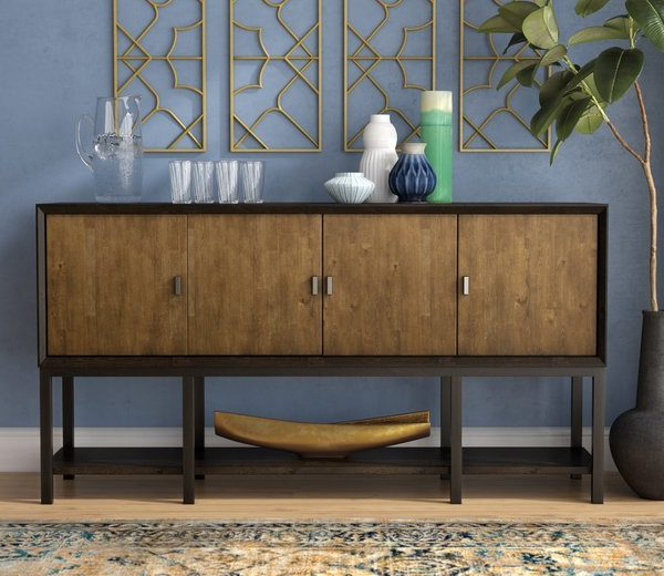 Most Popular Avenal Sideboards Inside Buffet Or Sideboard – Is There A Difference? – A Tremendous Home (View 15 of 20)
