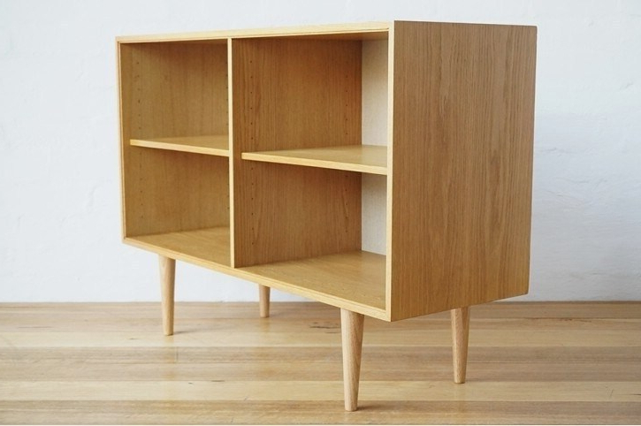 Most Popular Beautiful Low Oak Bookcase – Moreinfoo.top Regarding Krausgrill Standard Bookcases (Gallery 18 of 20)