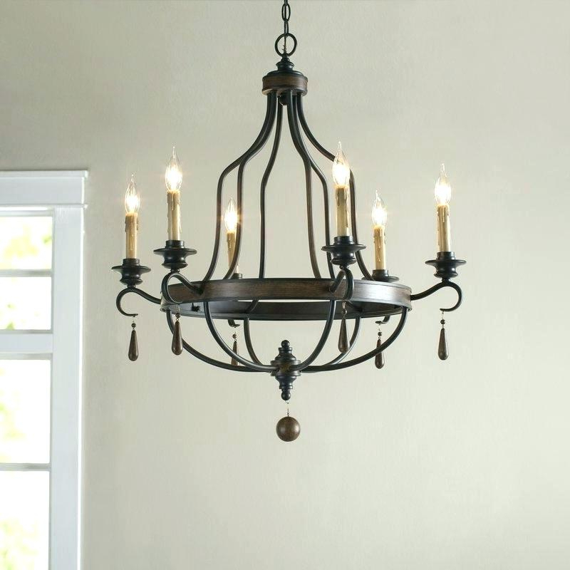 Most Popular Bennington Candle Style Chandelier – Pulpitis In Bennington 6 Light Candle Style Chandeliers (View 29 of 30)