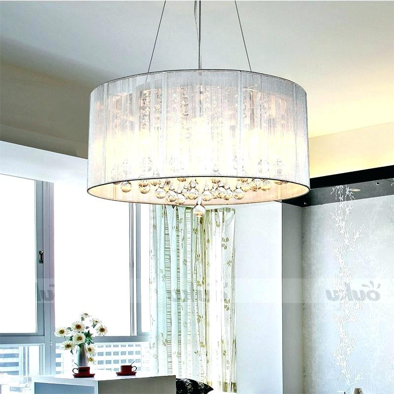 Most Popular Burton 5 Light Drum Chandeliers Throughout Drum Light Fixtures – Artisanchain (View 22 of 30)